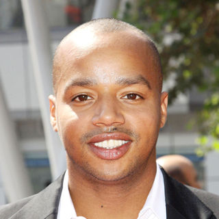 Donald Faison in 61st Primetime Creative Arts Emmy Awards