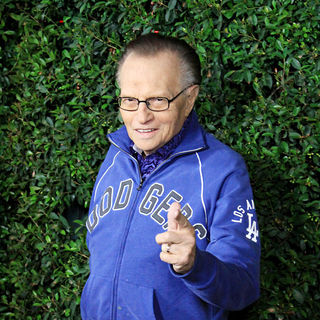 "Larry King in Los Angeles Premiere of ""Capitalism: A Love Story"""
