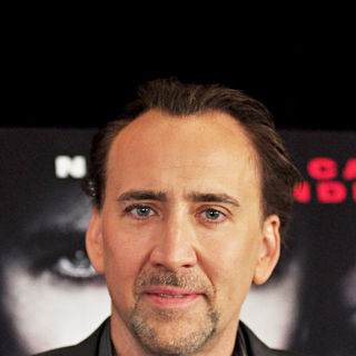 Nicolas Cage in Nicolas Cage at a press conference for the film ''Bad Lieutenant' during the Toronto Film Festival