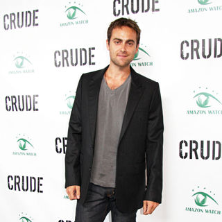 Stuart Townsend in Screening of 'Crude' hosted by Amazon Watch to benefit their Clean Up Ecuador program