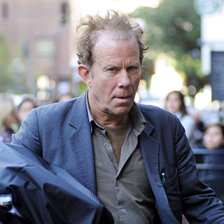 Tom Waits in Out and About During The 2009 Toronto Film Festival - wenn2579502