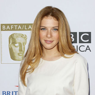 Rachelle Lefevre in The British Academy of Film and Television Arts/Los Angeles (BAFTA/LA) 7th Annual Tea Party