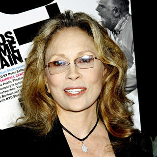"Faye Dunaway in The Public Theater and Labyrinth Theater Company Present The Opening Night of ""Othello""- Arrivals"