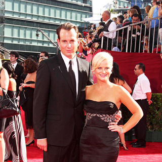 Will Arnett, Amy Poehler in 61st Primetime Emmy Awards