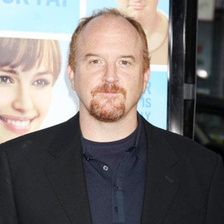 Louis C.K. in 'The Invention of Lying' Premiere