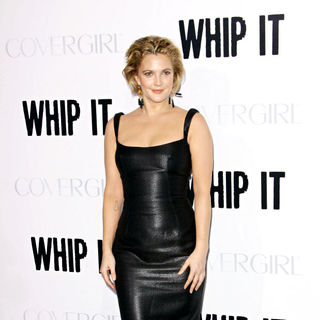 "Drew Barrymore in ""Whip It!"" Los Angeles Premiere"