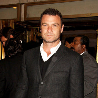 "Liev Schreiber in Opening night of the Broadway play ""Superior Donuts"" - Arrivals"