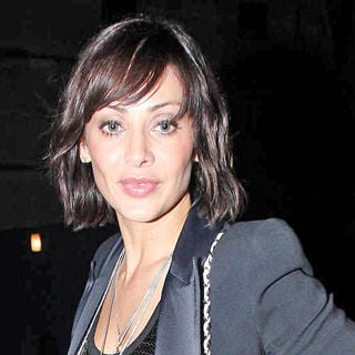 Natalie Imbruglia - Natalie Imbruglia arrives at the Metbar to enjoy her afterparty prior to her earlier performance