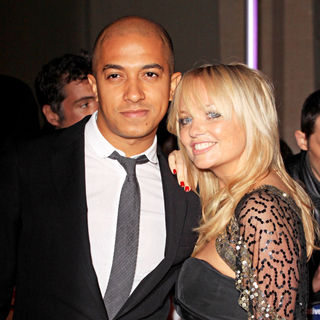Jade Jones, Emma Bunton in Pride of Britain Awards 2009