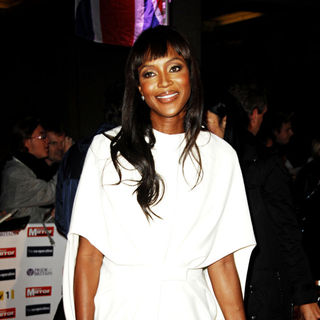 Naomi Campbell - Pride of Britain Awards 2009 - Arrivals