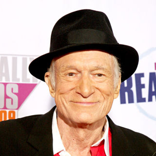 Hugh Hefner in 2009 Fox Reality Channel Really Awards - Arrivals