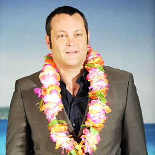 Vince Vaughn in The Times BFI London Film Festival: 'Couples Retreat' - Photocall