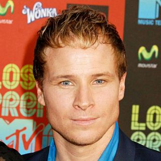 Brian Littrell, Backstreet Boys in Los Premios MTV 2009 - Arrivals