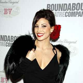 Gina Gershon in Opening Night After Party for The Broadway Musical 'Bye Bye Birdie'