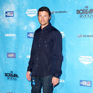 Karl Urban in Spike TV's 2009 Scream Awards - Arrivals