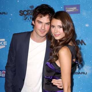 Nina Dobrev - Spike TV's 2009 Scream Awards - Arrivals