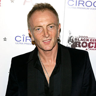 Phil Collen, Def Leppard in The Fourth Annual Black Girls Rock Awards