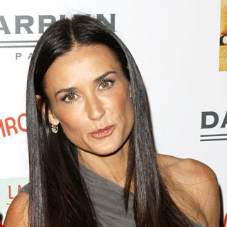 Demi Moore - The launch of 'How to Rule the World from your Couch,' the new book by Laura Day