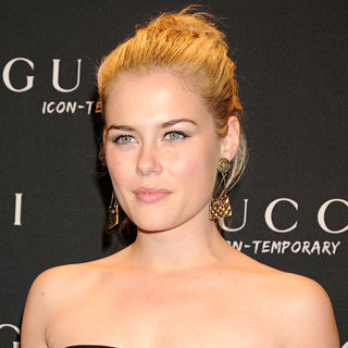 Rachael Taylor in Launch of The Gucci Icon-Temporary Flash Sneaker Store
