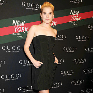 Rachael Taylor in Launch of The Gucci Icon-Temporary Flash Sneaker Store - wenn2627466