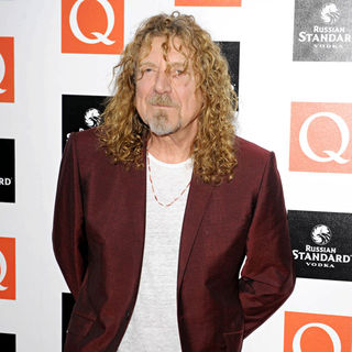 Robert Plant in Robert Plant at The Q Awards - Arrivals