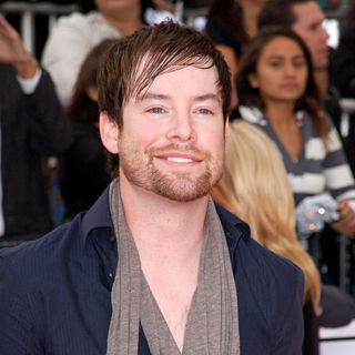 David Cook in Michael Jackson's 'This Is It' Premiere - Arrivals