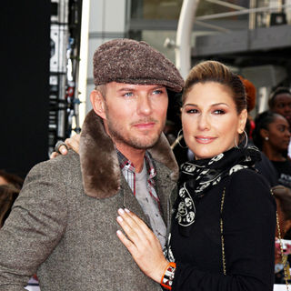 Matt Goss, Daisy Fuentes in Michael Jackson's 'This Is It' Premiere - Arrivals