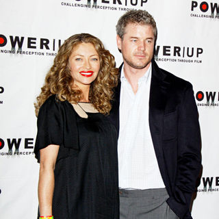 Eric Dane, Rebecca Gayheart in 2009 Power Up Annual Premiere Awards