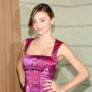 Miranda Kerr in 2009 HUG Award Gala Fundraiser Honoring Victoria Secret