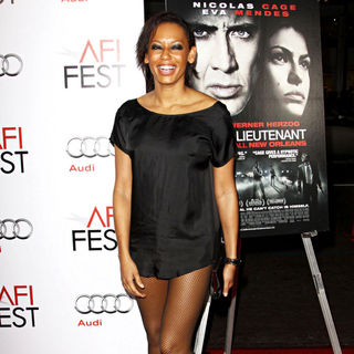 Melanie Brown in Los Angeles Premiere of 'Bad Lieutenant: Port of Call New Orleans'