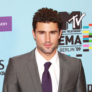Brody Jenner in The 2009 MTV European Music Awards (EMAs) - Press Room