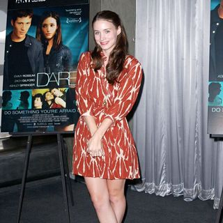 Rooney Mara in Los Angeles Premiere of 'DARE' - Arrivals