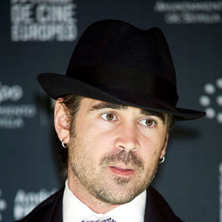 Colin Farrell in The Premiere of 'Triage' Directed by Danis Tanovic at The SEFF' 09 Seville European Film Festival