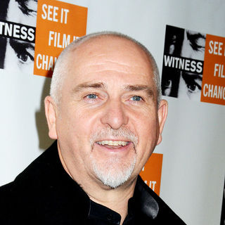 Peter Gabriel in Witness - Fifth annual Focus for Change benefit dinner and concert - wenn2652142