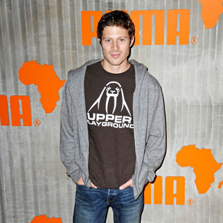 Zach Gilford in Puma presents the African Bazaar