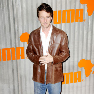 Edward Norton in Puma presents the African Bazaar