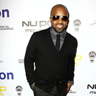 Jermaine Dupri in Jermaine Dupri and Pascal Mouawad's Nu Pop Movement launch party