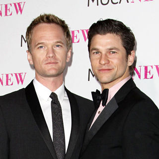 Neil Patrick Harris, David Burtka in MOCA New 30th Anniversary Gala - Arrivals