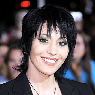 Joan Jett in The Los Angeles Premiere of 'The Twilight Saga: New Moon'