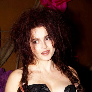 Helena Bonham Carter in Tribute to Tim Burton held at The Museum of Modern Art