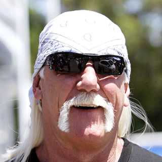 Hulk Hogan in Hulk Hogan Visits The Sydney Roosters Rugby Team