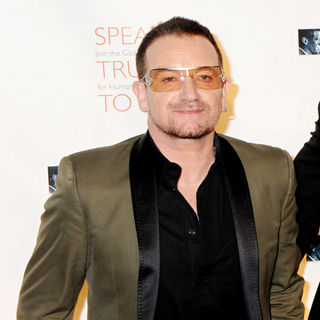 Bono in Robert F. Kennedy Center for Justice and Human Rights Annual Dinner
