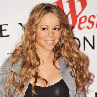Mariah Carey in Illuminates London with A Special Signing of Mariah Carey Forth Coming Album