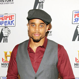 Michael Ealy in Premiere screening of 'The People Speak' presented by the History Channel - Arrivals