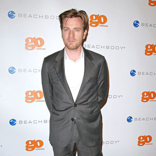 Ewan McGregor in GO Campaign's second annual 'Go Go Gala' - Arrivals