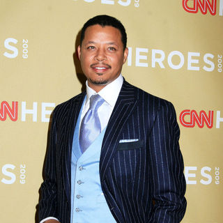 Terrence Howard in CNN Heroes: An All-Star Tribute - Arrivals