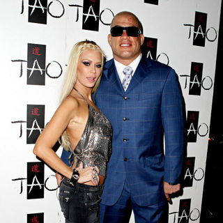 Jenna Jameson, Tito Ortiz in Tito Ortiz hosts an after fight party