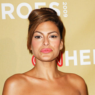 Eva Mendes in CNN Heroes: An All-Star Tribute - Arrivals