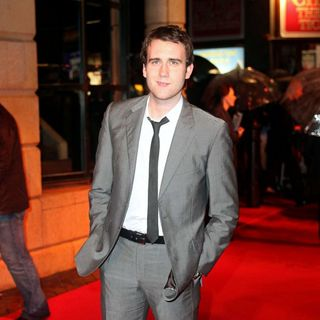 Matthew Lewis in UK Premiere of The Film 'Where the Wild Things Are'