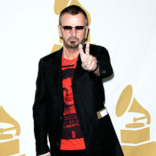 Ringo Starr in The 52nd GRAMMY Nominations Concert Live! - Press Room